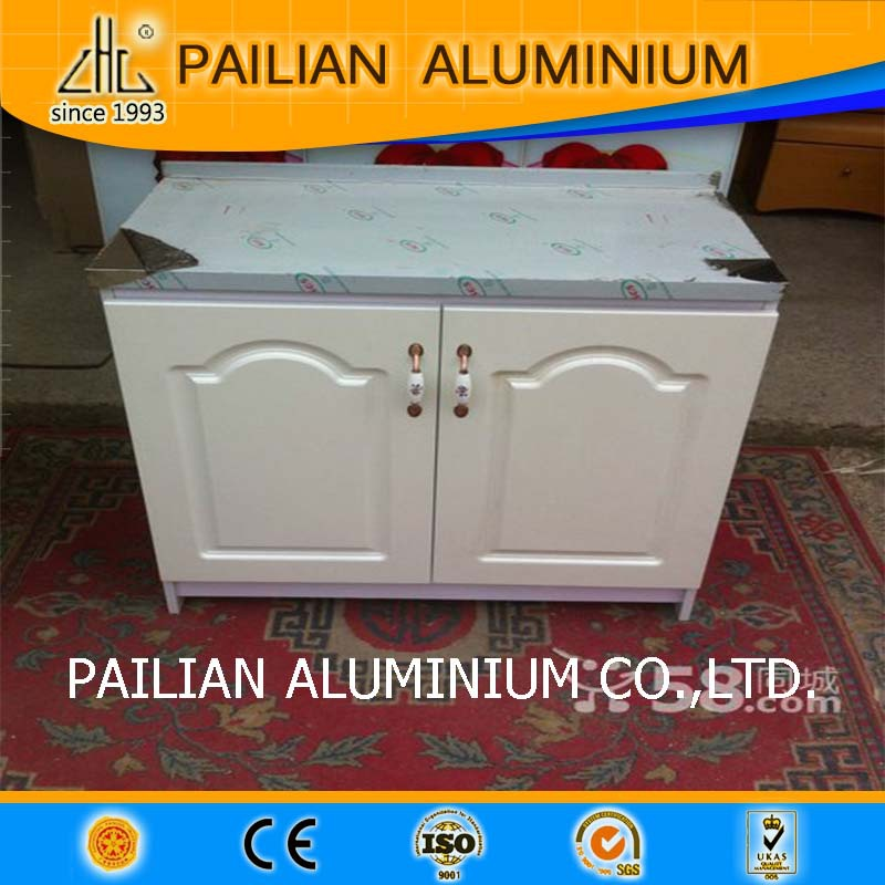 Cheap aluminum edge for kitchen cabinet,aluminum extrusion for kitchen cabinet door,aluminium kitchen cabinet supplier in CHINA