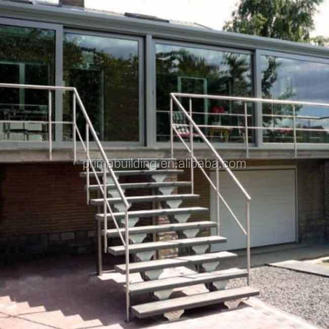 Ordinaire Deck Stair Stringers All Steel Outdoor Stair Stringers Fast DIY Stairs