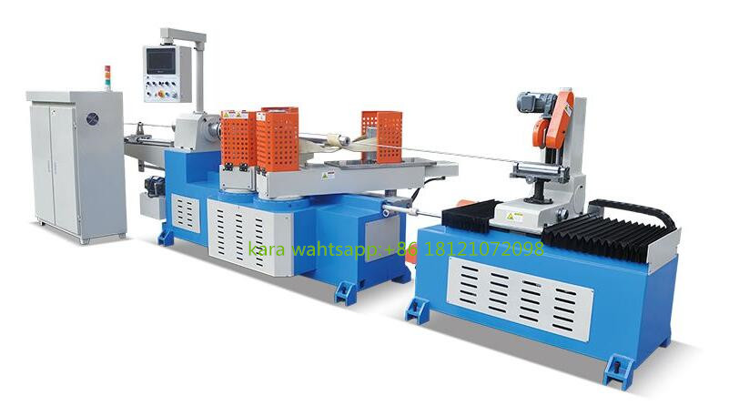 paper straw making equipment/machine from China