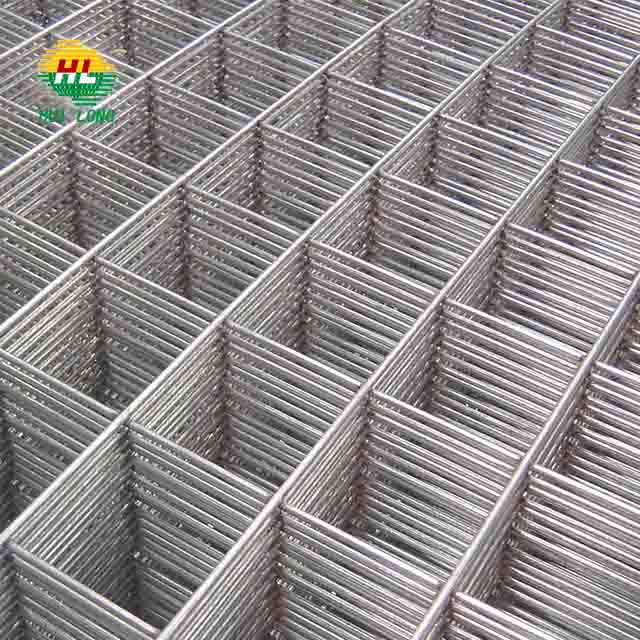 bird cage panels stainless steel concrete reinforcement wire mesh galvanized welded wire mesh price