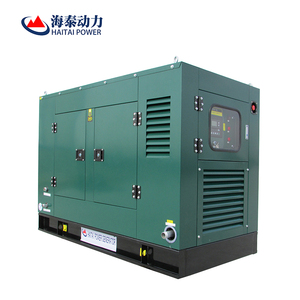 CHP approved mini biogas plant 8kw biogas genset with factory price