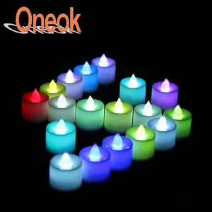 Wedding home parties decorative LED candle