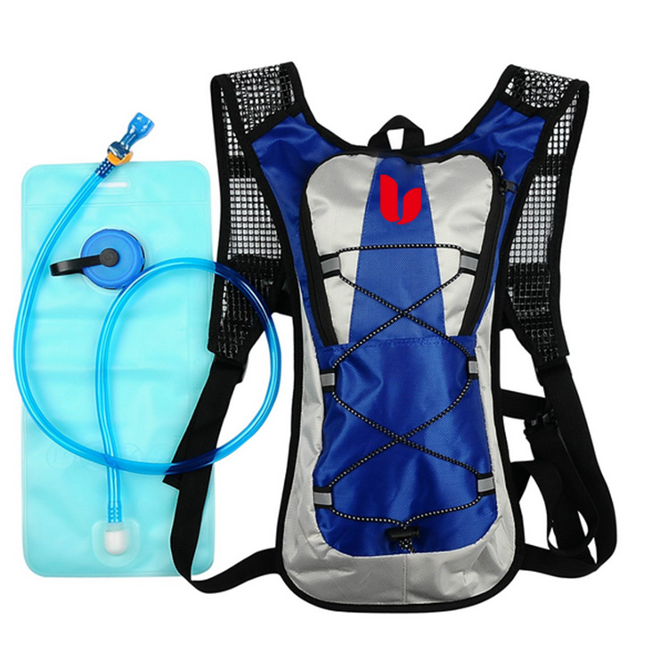 Hydration Pack with 2L Backpack Water Bladder Lightweight Outdoor Tactical Survival Reservoir Biking Bag