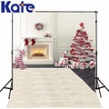 Kate Photo Backgrounds Zebra Stove Christmas Gifts Children Photography Backdrops Photo camera fotografica digital