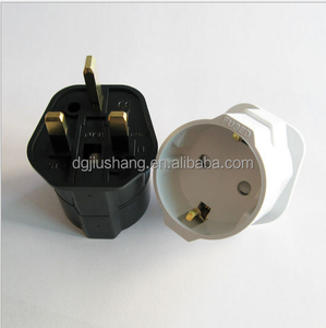 Kantravel ST-5 German to Hong Kong UK plug adapter for traveler