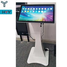 21.5 inch Industriële Floor Stand TFT Touchscreen Lcd-scherm <span class=keywords><strong>OEM</strong></span>