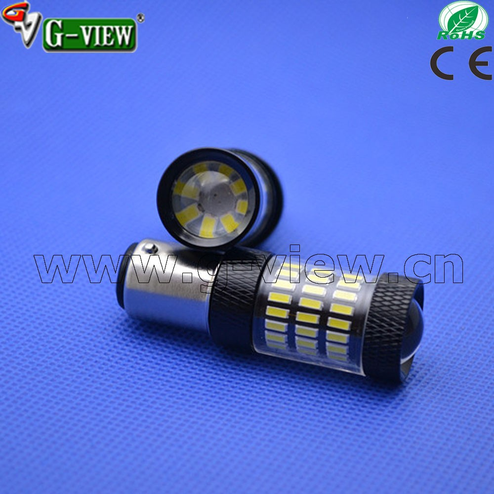 2016 car accessories Epistar 4014 66smd bulbs 10-30V 1156 1157 4014 tail light