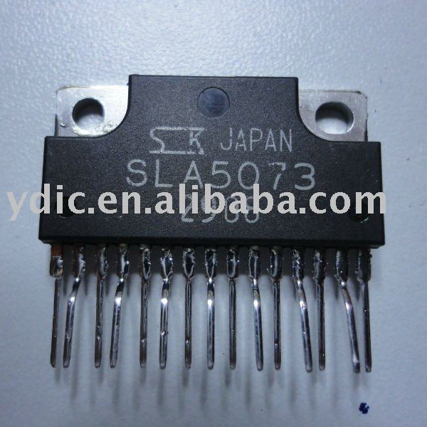 SLA5073 N-channel 5-phase motor driver IC