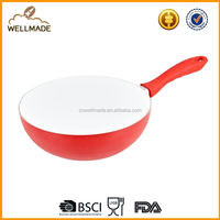Eco Coating Without PFOA, Safe And Good For Health Cookware wok pan
