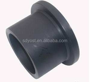 factory price hdpe pipe fittings flange