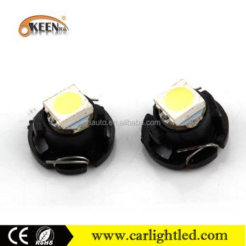 Keen 12 V Led-verlichting T3 5050 1smd Gauge Bulb Auto Indicator ...
