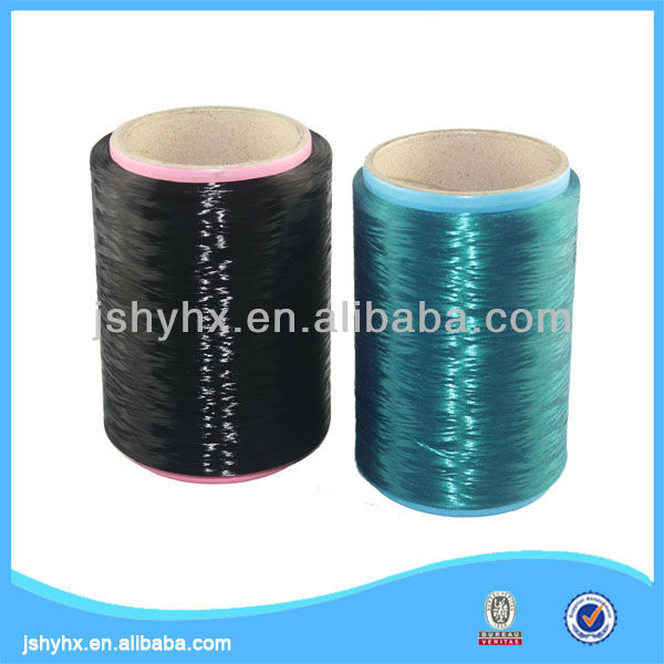 Manufacturer direct 100% nylon FDY DTY spun yarn