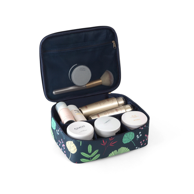 Water Resistance Spring Makeup Bag Custom <strong>Cosmetic</strong>