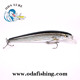 160mm saltwater trolling lures shallow fishing minnow lures