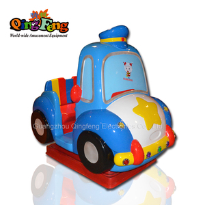 Mini racing car indoor coin operated kiddie rides china
