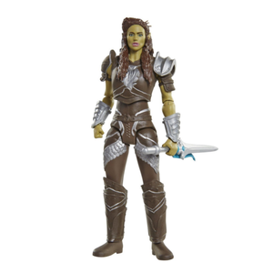 Custom make Warcraft plastic mold Knight 10cm Figure Toy