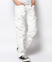 White Cargo Pants For Men, White Cargo Pants For Men Suppliers and ...