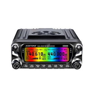 50W Dual Band mobile Transceiver D9000 Radio base station