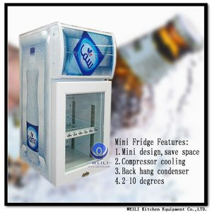 20L desk top promotion electric mini fridge for sale