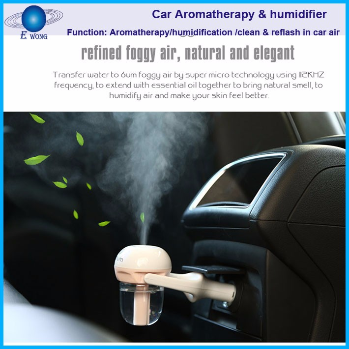 Car Aromatherapy diffuser / car humidifier commercial scent diffuser