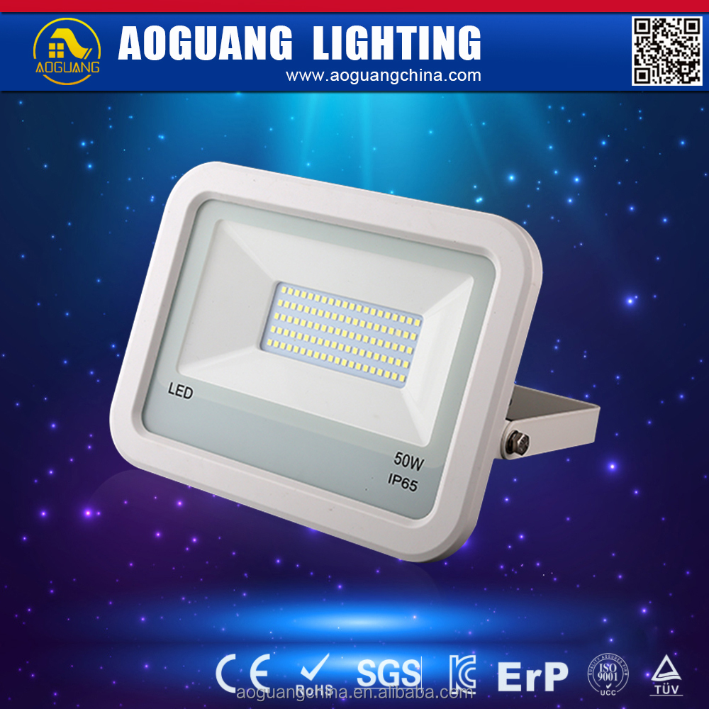 SMD LED FLOOD LIGHT 10W 20W 30W 50W CE ROHS OUTDOODR LAMP AC85-165V ALUMINUM HOUSING FLOOD