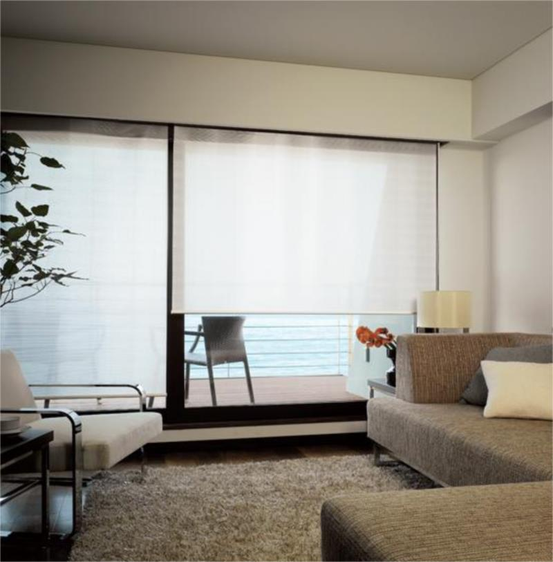 2016 Home Decor Block Out Roller Blind Shade Buy Double