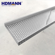 HDmann Best Selling Product Perforated Outdoor Galvanized Cable Tray Vendor in China