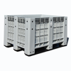 1000*1200*760 Vented nesting crates for shipping and storage/ Fruit Bin/ plastic pallet bin