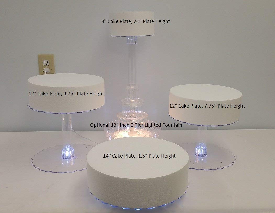 Cheap Water Fountain Wedding Cake Find Water Fountain Wedding Cake