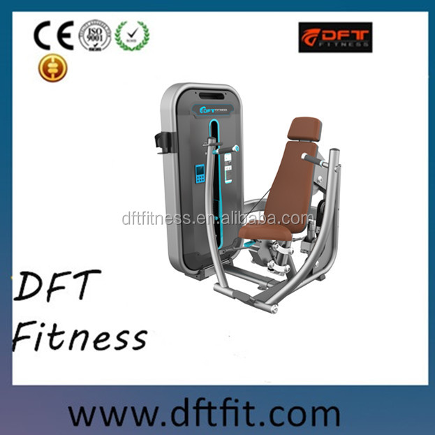 factory produced Chest Press Gym exercise equipment/body shaped
