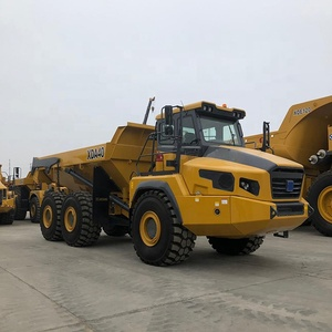 Fullwon supply articulated mining truck suitable for the tough road