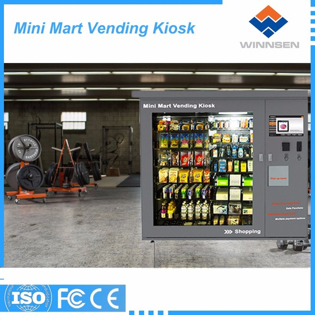 Gifts/souvenirs goods coin operated vending machine