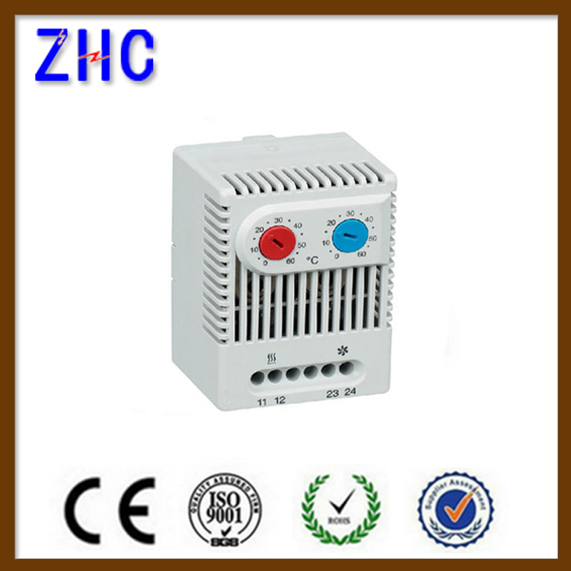 Din Rail 35mm High Senstive hygrostat humidifier temperature controller thermostat 110v