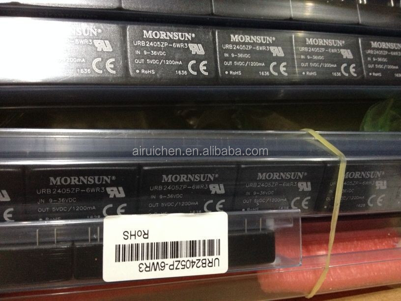 MORNSUN URB2424LD-15WHR2 AC DC Converter IGBT Driver Transceiver Module