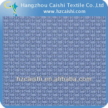 CAS-3034 600D idea color woven fabric with pvc coatd oxford polyester which use for the luggage