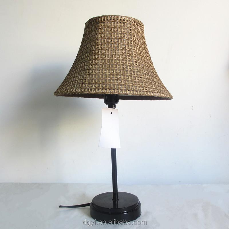 abat jour en rotin pour lampe design de maison. Black Bedroom Furniture Sets. Home Design Ideas