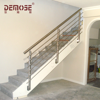 Superieur Place Saving Modern Metal Stair Railings U.a.e.   Buy Modern Metal Stair  Railings,Wire Railing For Deck,Glass Balcony System Product On Alibaba.com