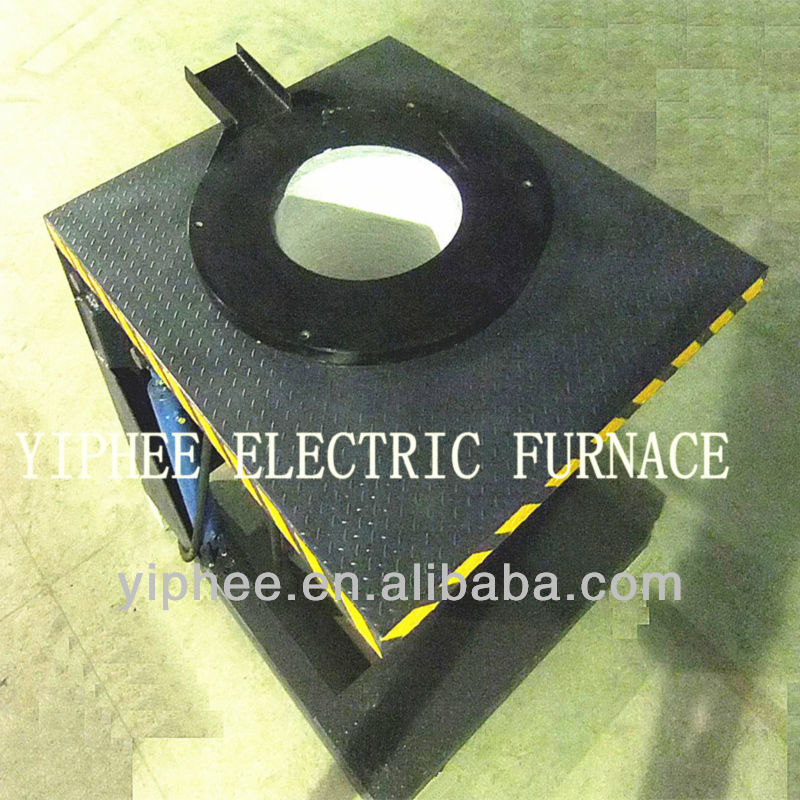 IF Induction Melting Oven , Electric Furnace Temperture Up to 2000 C