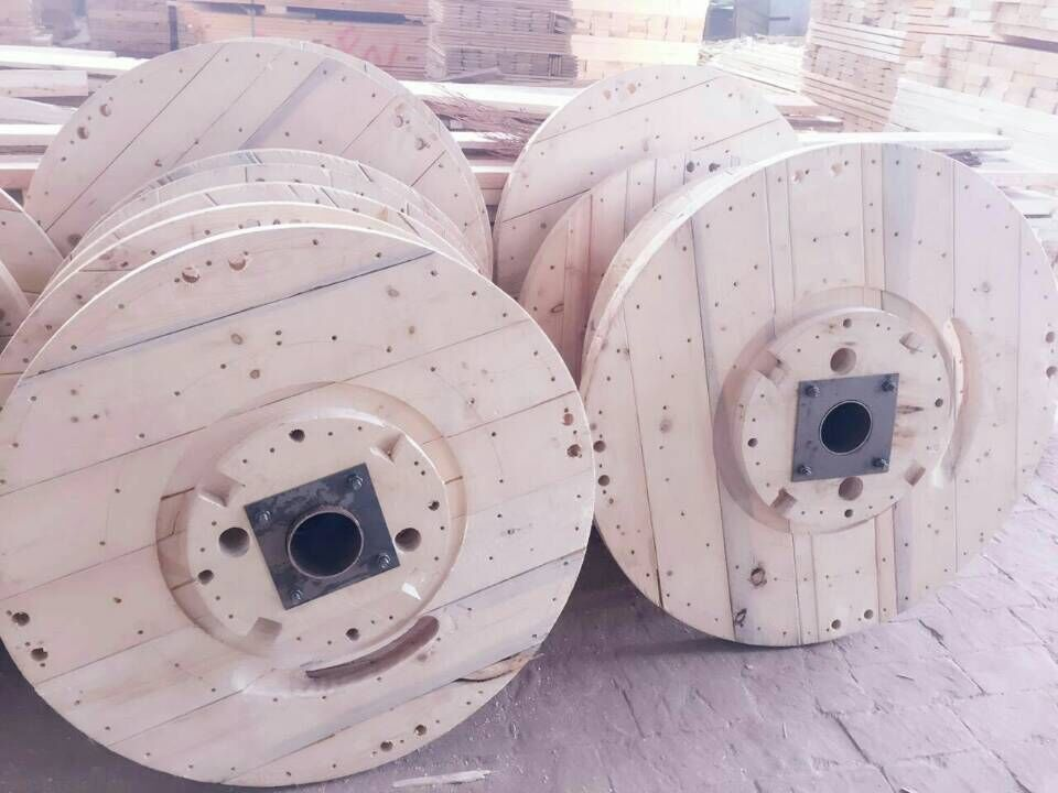 cable reels wood - 960×720