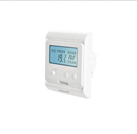 China Best flush mount digital room floor thermostat
