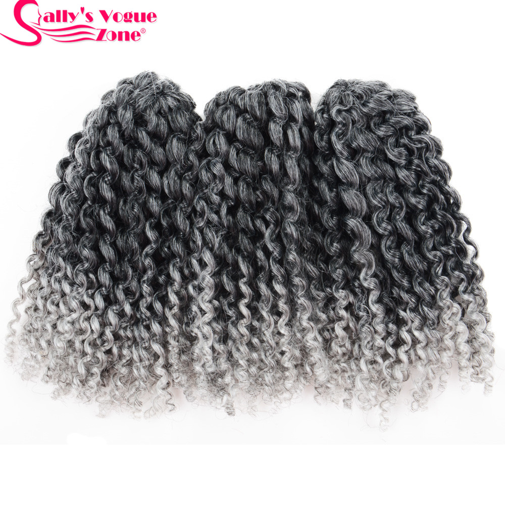Online Get Cheap Silver Curly Hair Aliexpress Com