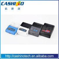 Bluetooth Interface Type thermal portable 58 mm smartphone mobile printer