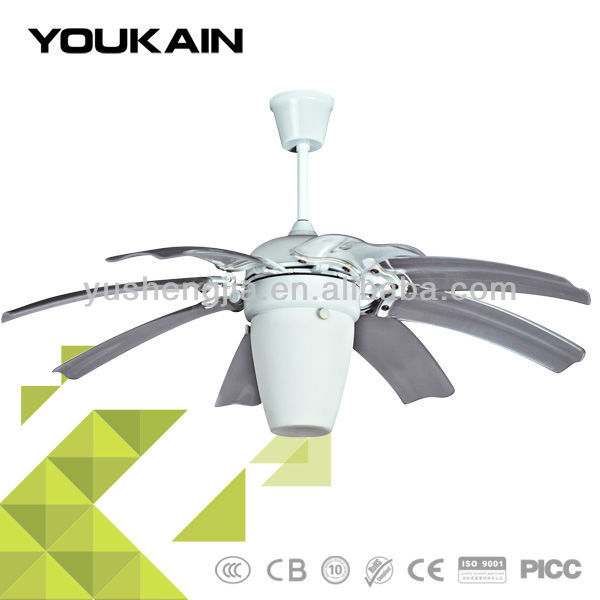 42 inch flower modern power saving ceiling fan