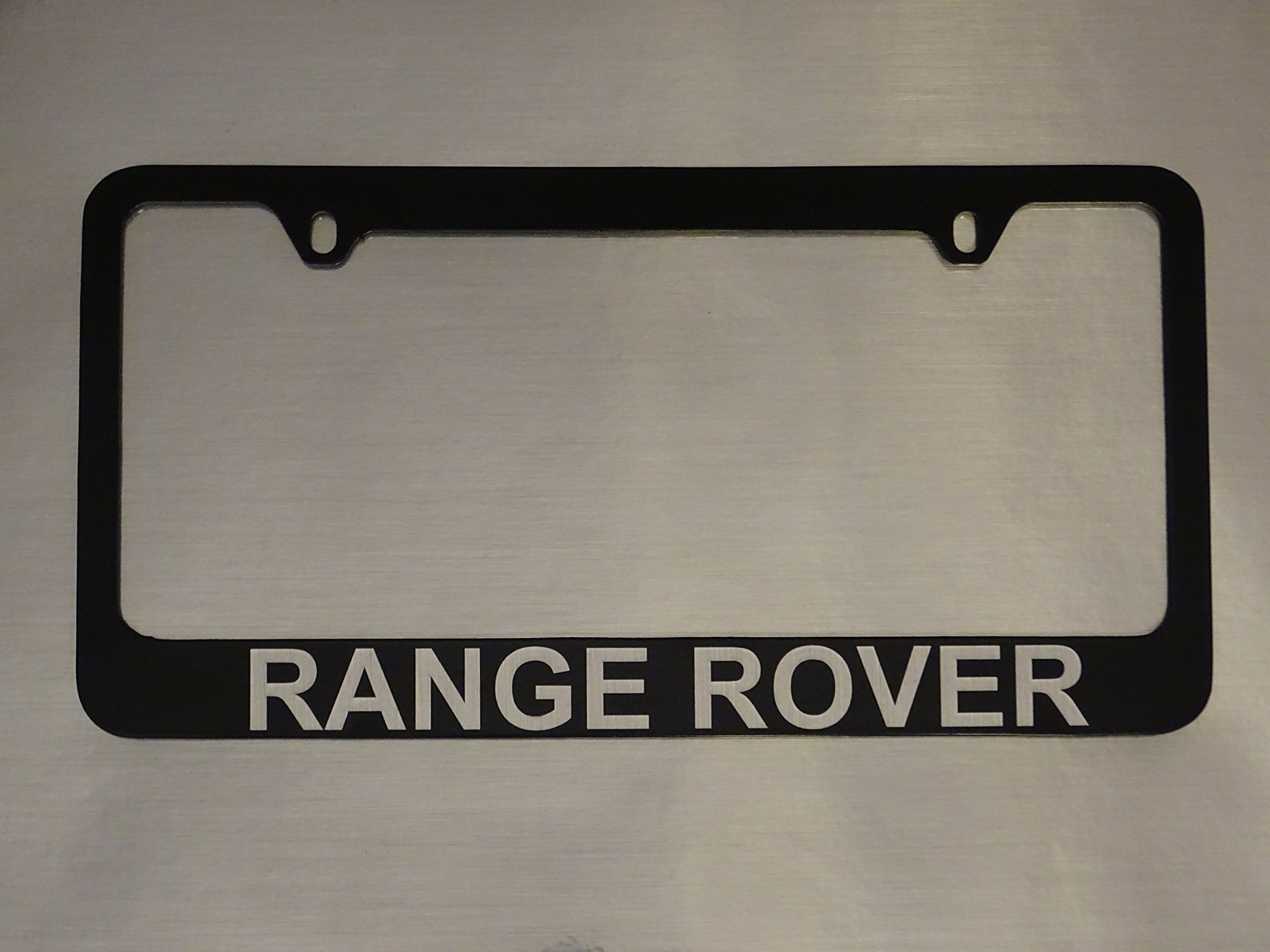 black land license product landrover pc fiber plate cb itm title frame style original cover lic tag carbon real jdm new rover description