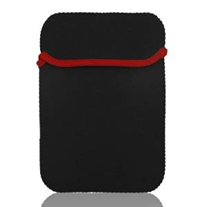"""SODIAL(R) 9.7"""" 10"""" 10.1"""" Neoprene Laptop Sleeve Case Bag Cover for Apple iPad Touchpad Tablet PC"""