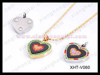 Fashionable Quantum Pendant Price in India, # XHT-V060