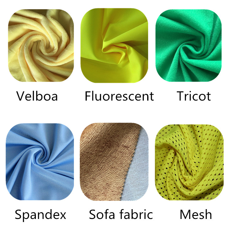 Breathable 100% Polyester Mesh Fabric For Shoes , Dry Fit Mesh Fabric For Sports