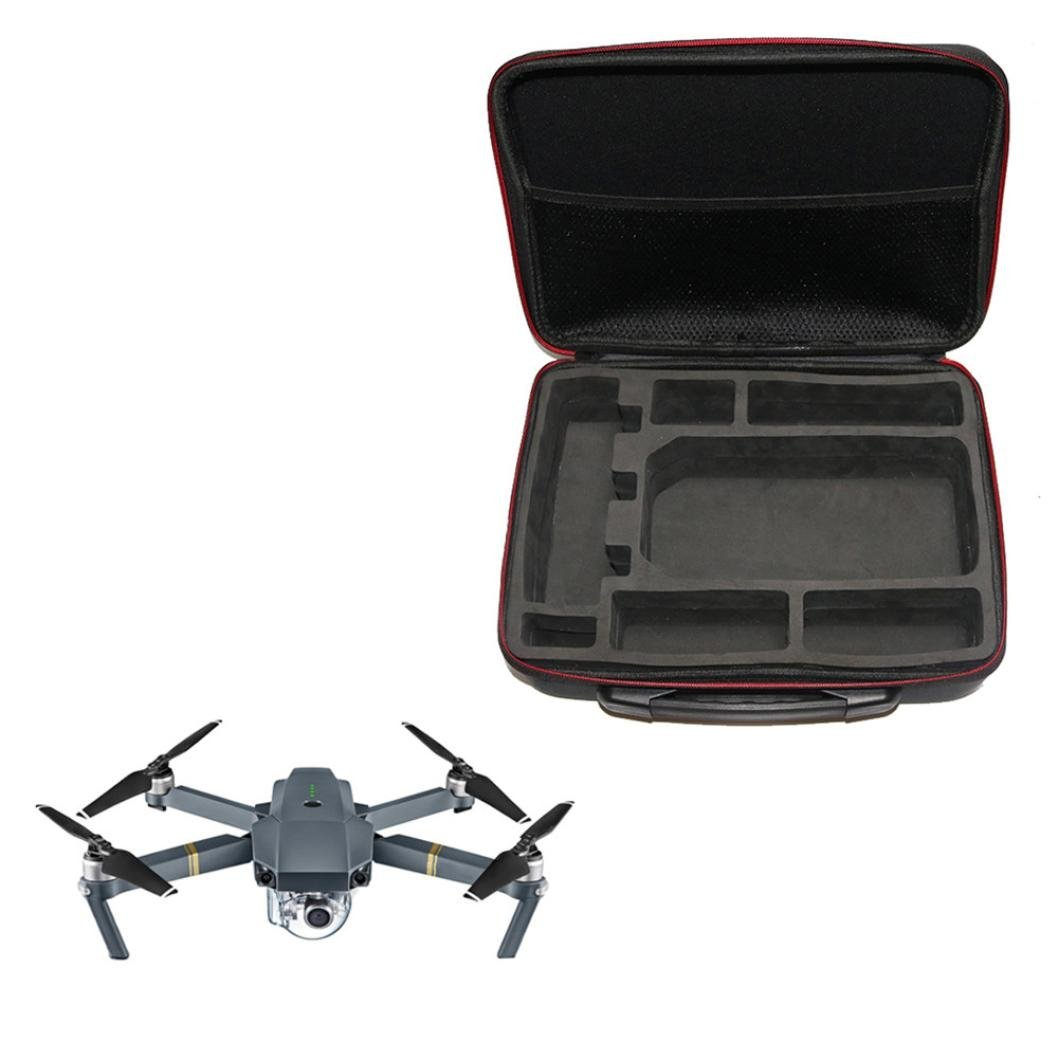 Quadcopter Shoulder Bag,Elevin(TM)Hardshell Shoulder Waterproof box Suitcase bag for DJI Mavic Pro RC Quadcopter