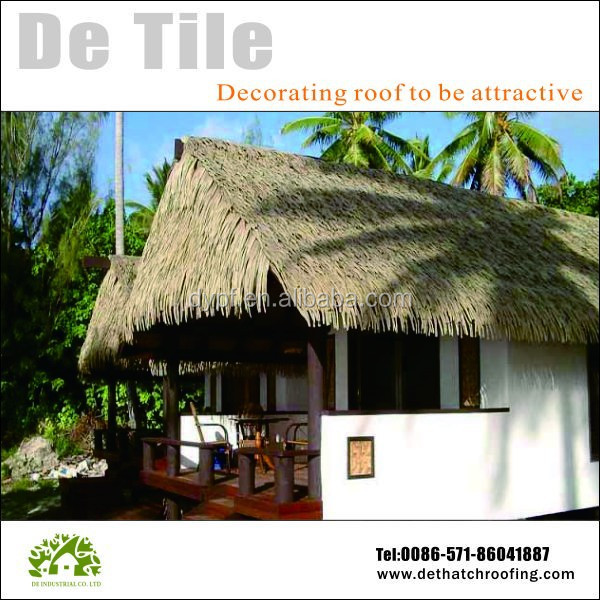 Synthetic Thatch Roof, Synthetic Thatch Roof Suppliers And Manufacturers At  Alibaba.com