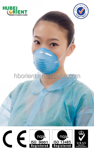 Disposable Respirator dust mask for air pollution